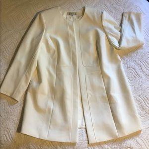 TAHARI Arthur S Levine Coat Sz 18W Lord & Taylors